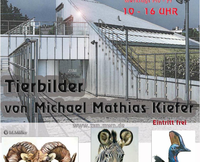 Ausstellung 2012: Plakat