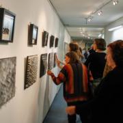 Ausstellung 2014: Besucher
