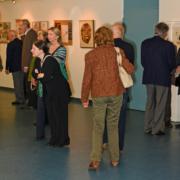 Ausstellung 2015: Besucher