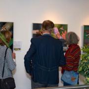 Ausstellung 2018: Besucher