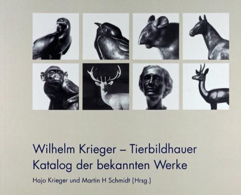 Wilhelm Krieger - Katalog der bekannten Werke